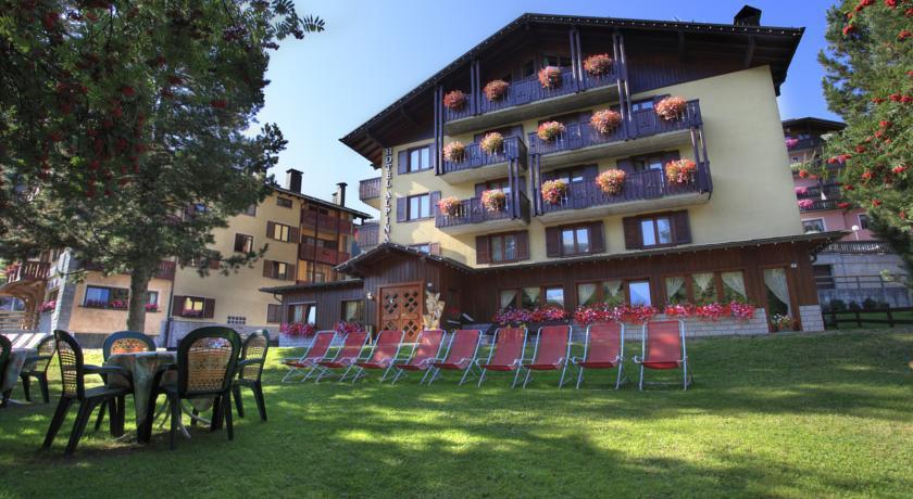 Hotel Alpina – Madonna di Campiglio – Trentino