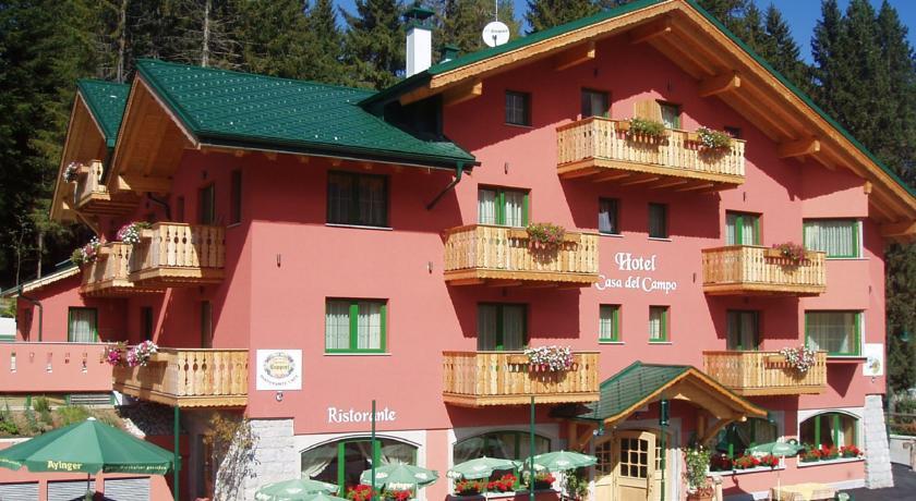 Hotel Casa del Campo – Madonna di Campiglio – Trentino