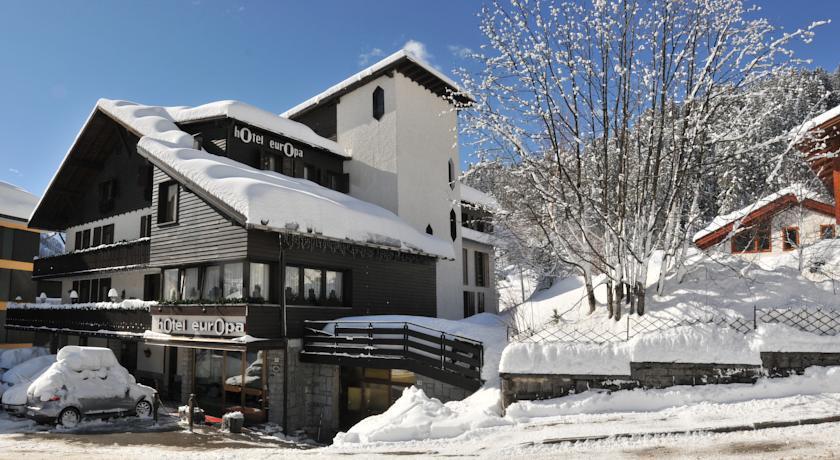 Hotel Europa – Madonna di Campiglio – Trentino