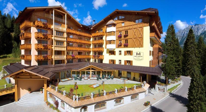 Hotel Carlo Magno – Madonna di Campiglio – Trentino